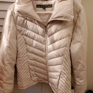 Womans Kenneth Cole puffer